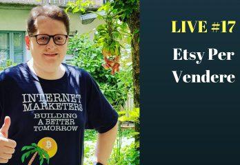 Live 17 - Etsy Per Vendere