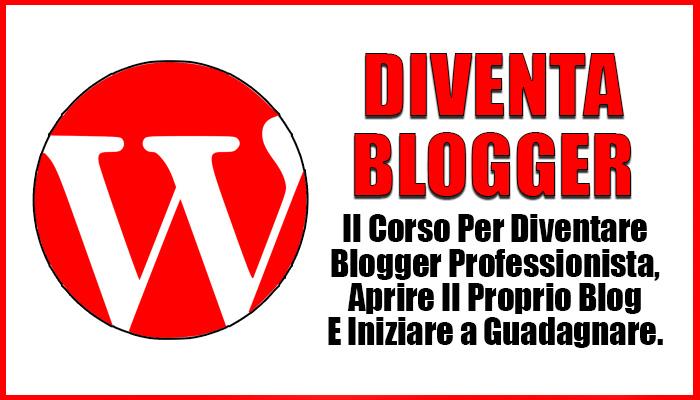 Diventa Blogger