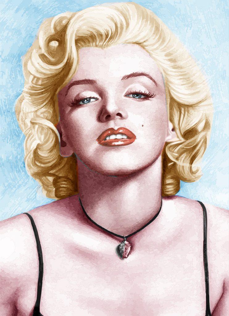 Marilyn Monroe di Alessandro Zamboni